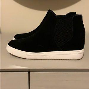 Steve Madden Sultan Chelsea Sneaker Bootie Sz 11